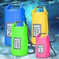 5L/15L/30L PVC Waterproof Bags Storage Dry Bag For Canoe Kayak Rafting Outdoor Sport Swimming Bags Travel Kit Sack Backpack