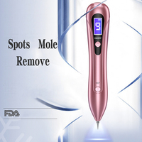 Newest Laser Plasma Pen Mole Removal Dark Spot Remover Tattoo Removal Tool LCD Skin Care Point Pen Skin Wart Tag Beauty Care