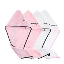 Newest Microfibre After Shower Hair Drying Wrap Womens Girls Lady's Towel Quick