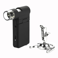 Hot XD 5M 10 500X Up To 1200X Professional Portable Handheld Mobile 3inch Lcd Digital Microscope By Magnification Photo And Vide