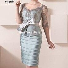 ynqnfs MF134 Elegant 2019 Mother Of The Bride Dress