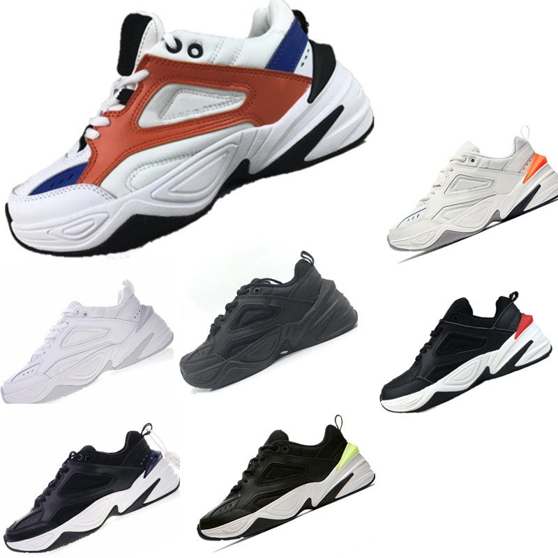 2020 <font><b>M2K</b></font> Running Shoes For Men Women Sneakers Athletic Trainers Professional Outdoor Sports Shoes size 36-45 image