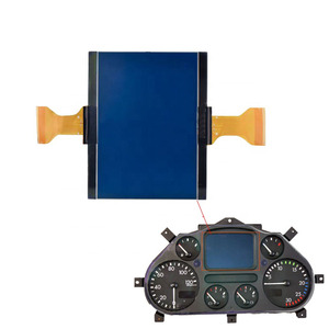 Image 1 - Zestaw wskaźników wyświetlacz LCD zestaw wskaźników ekran dla DAF LF/CF/XF 45/55/75/85/95/105 prędkościomierz