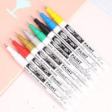 Metallic Marker Permanent Choose Extra-Fine-Point 8-Colors 1pcs No for Non-Toxic DIY