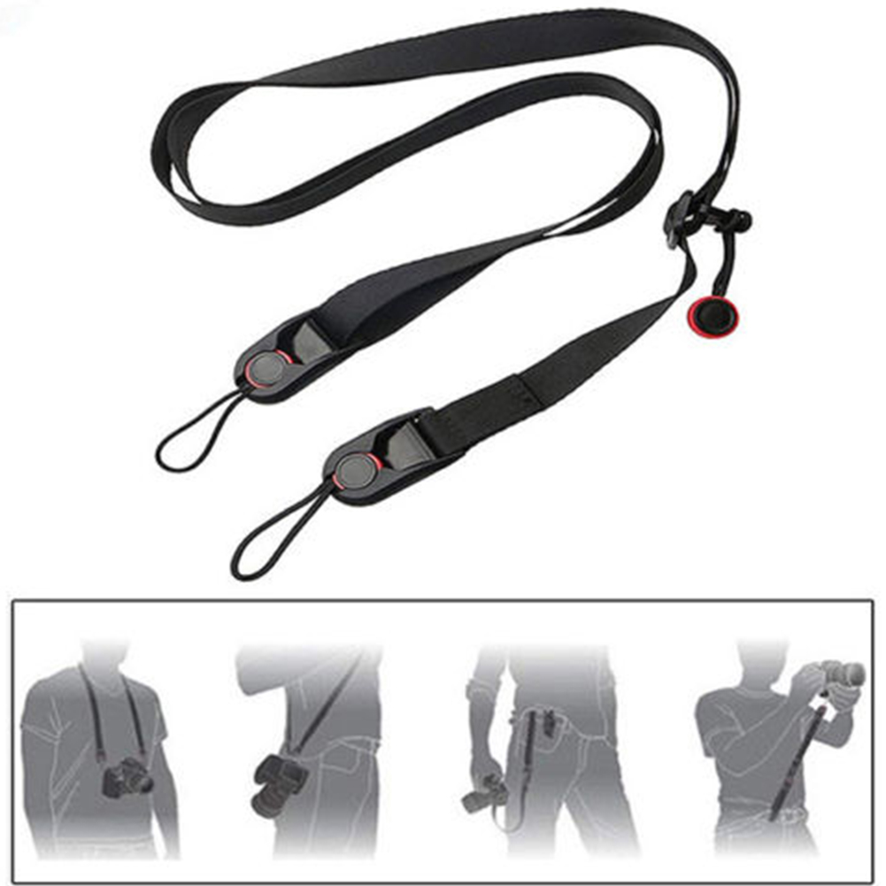 Camera Strap Quick-release SLR/DSLR Belt Multifunctional Waist Neck For Digital Shoulder Sports For GoPro