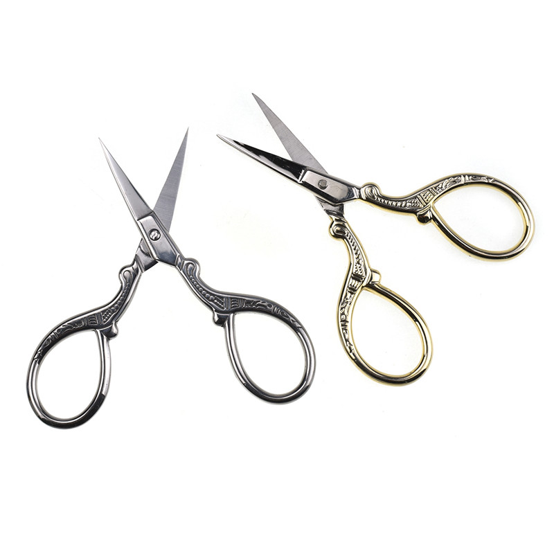 New Small Stainless Tailor Scissor Handcraft Cross Stitch Scissors Embroidery Sewing Tools Women Sewing DIY Tool Accessories in Sewing Tools Accessory from Home Garden