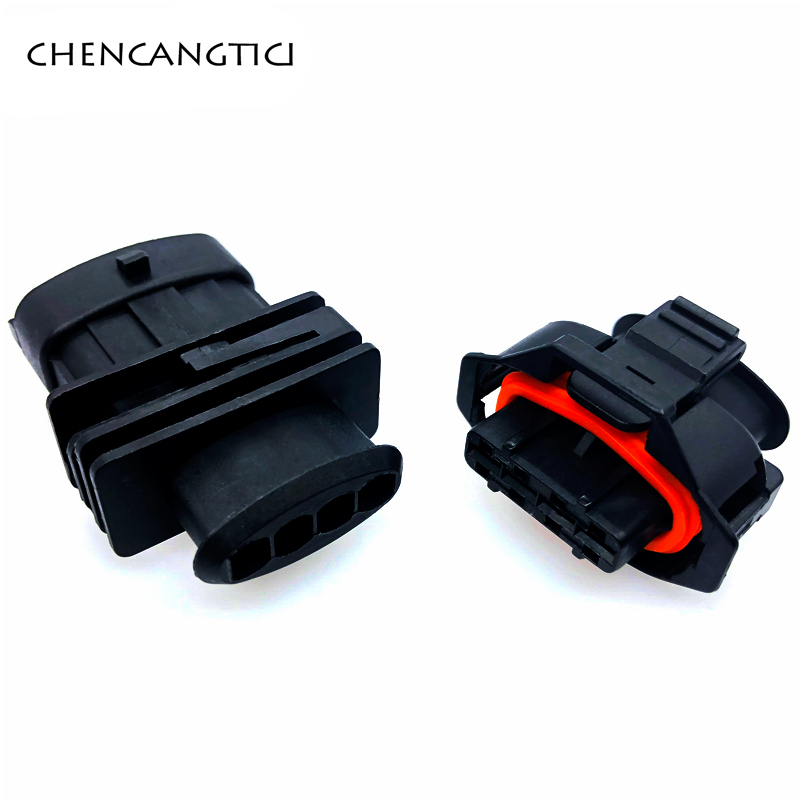1 set 4 pin way waterproof automotive wire connector pulg 1928403736 car connectors 1928403453