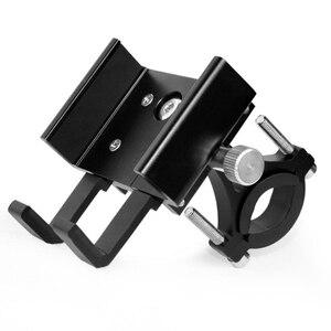 Регулируемый велосипедный держатель для телефона из алюминиевого сплава для велосипеда Y4UB