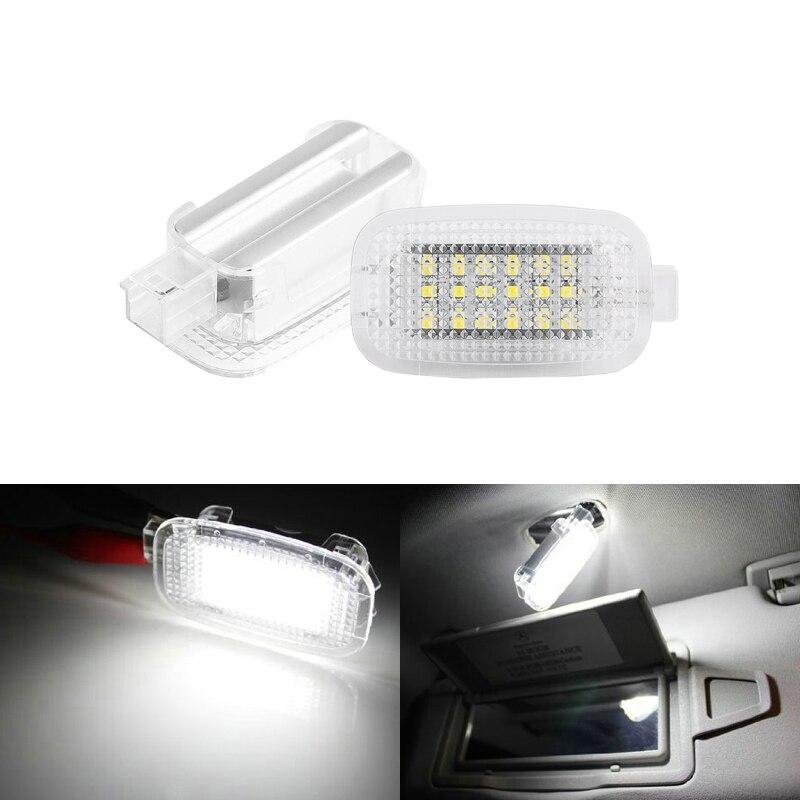 Светильник для багажника Benz W204 W216 W212 C207 X204 GLK W221 R230, белый светодиод