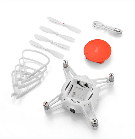 Original Xiaomi MITU WIFI FPV 360 Tumbling RC Drone With 720P HD Camera Remote Control Mini Smart Aircraft Wifi FPV Camera Drone 6