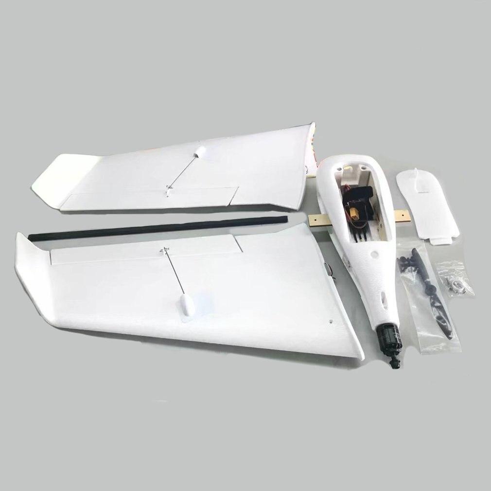 F1 833mm EPP envergure RC FPV avion à aile fixe planeur Drone avion avec 190 km/h haute vitesse KIT PNP Version RC Drone modèle jouet