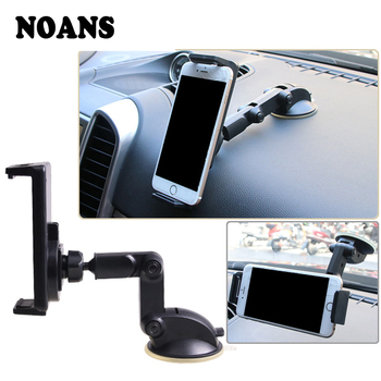 NOANS Car Tablet Mobile Phone Bracket GPS Holder Accessories For Nissan Qashqai J11 Juke Tiida Lada granta vesta Audi A6 A5 C6 image