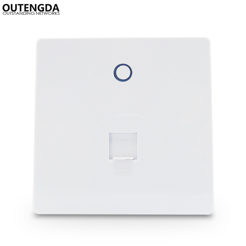 Wifi Router Wireless-Access-Point 750mbps Power-Over-Ethernet AP Indoor 1 with LAN Data-Output