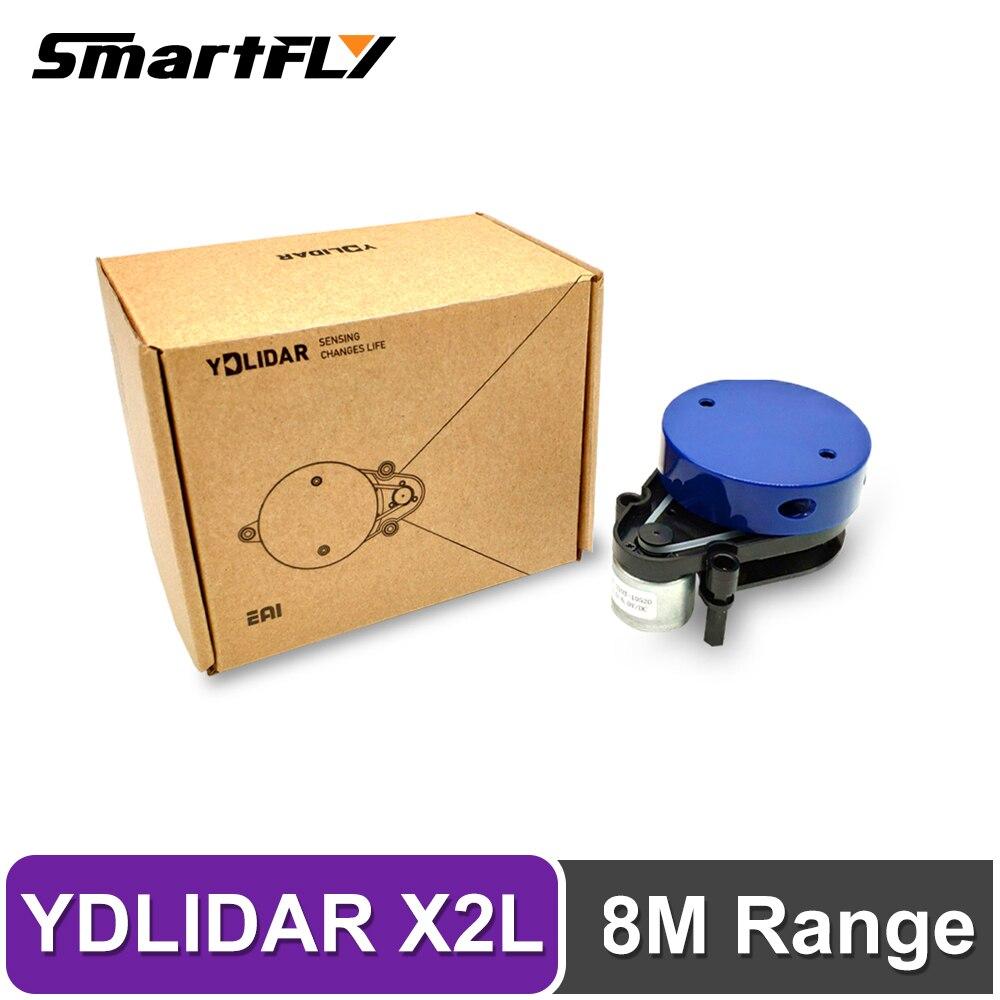 SmartFly YDLIDAR X2L- Low Cost 2D Laser Radar Scanner Ranging Sensor Module For ROS SLAM Robot Indoors