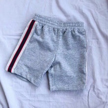 In Stock 2021 New Gu Summer  Cotton Boy Shorts for Girls Girls Pants  Boys Clothes  Baby Boy Clothing  Kids Shorts