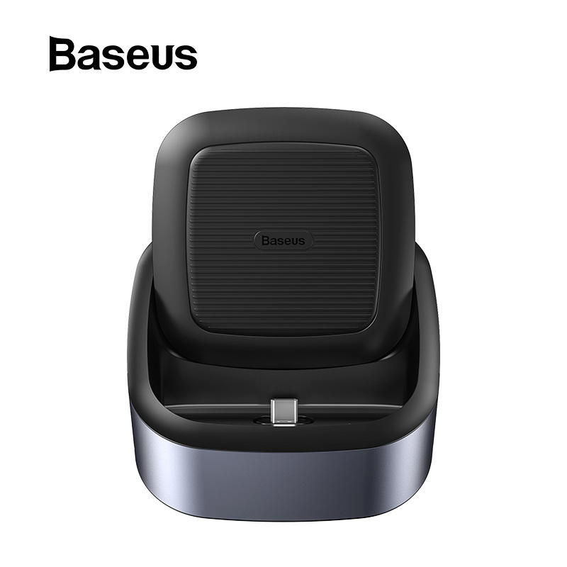Baseus USB C Dex Station To USB 3.0 HDMI USB HUB For Huawei P20 P30 Pro Samsung S10 Docking Station 8 USB Ports USB Type-C HUB