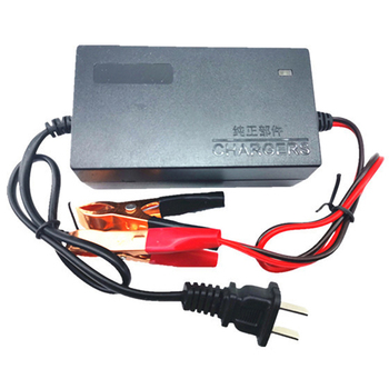 12V/2A 15W Portable Auto Car Battery Charger Boat Motorcycle Tender Trickle Maintainer Safer Floating Charger image
