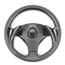 SANJODS Sports Steering Wheel Golf  Modified Steering Wheel 13 Inch 320 mm Aluminum Moving Rudder a group of 4 60mm 14159 mecanum wheel omni wheel robot 60 mm aluminum wheels