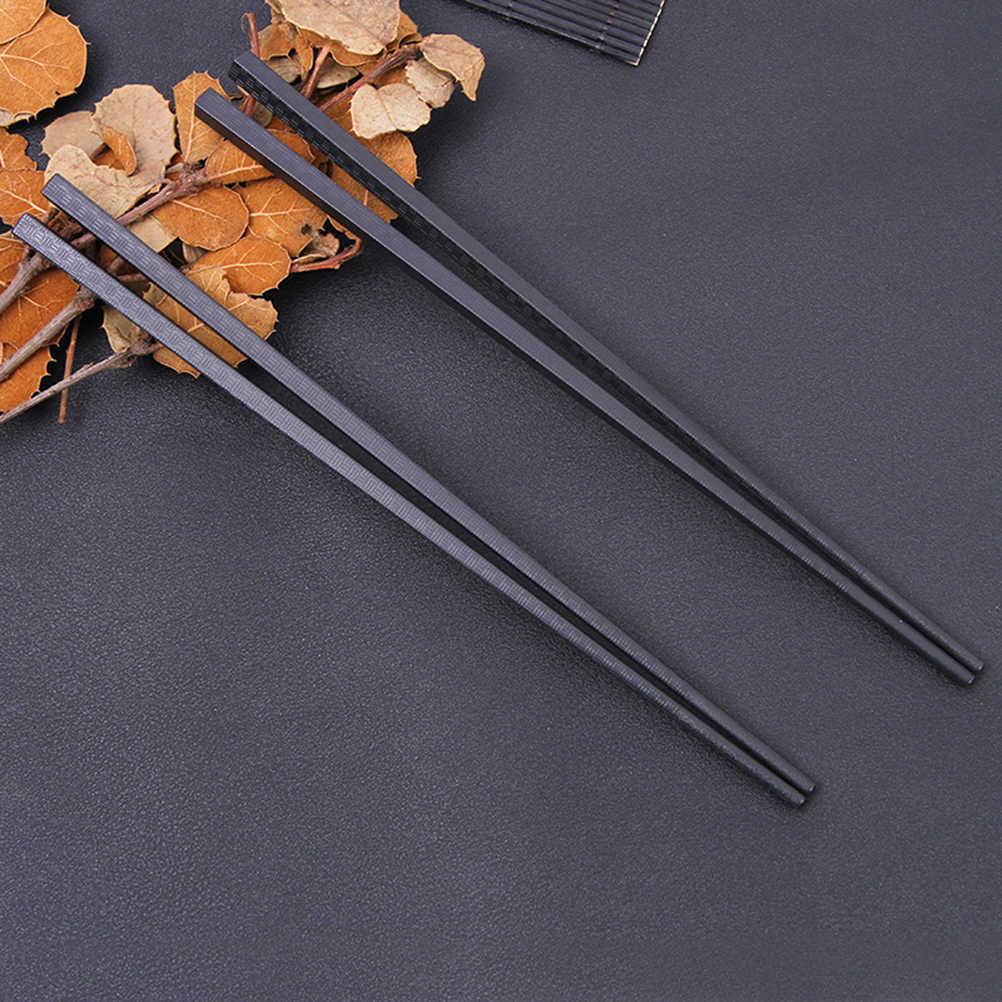 1 par de chopstick chinês, utensílios de cozinha para ensinar sushi portátil, antiderrapante, presentes, requintados, acessórios de cozinha