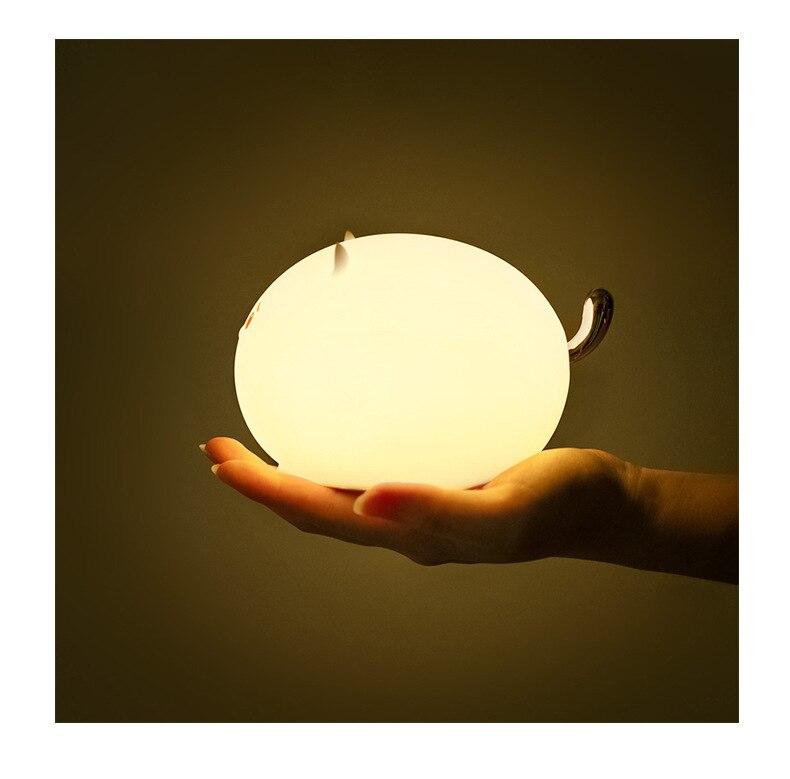 bulbfeeding luz ambiente colorida