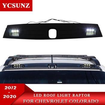 Led Roof Light Raptor Style For Isuzu Dmax 2016-2019 Chevrolet Holden Colorado TrailBlazer 2012-2019 2020 d-max 2016-2019 2020