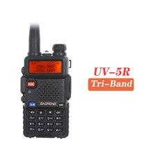 Baofeng UV-5R Tri-band handheld Walkie Talkie UHF VHF 136-17
