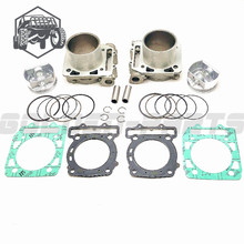 2PCS Zylinder Reparatur Kit Ⅰ + Ⅱ Kolben Ring Pin Dichtung Fit Für HISUN 800cc HS800 ATV UTV MASSIMO BENNCHE
