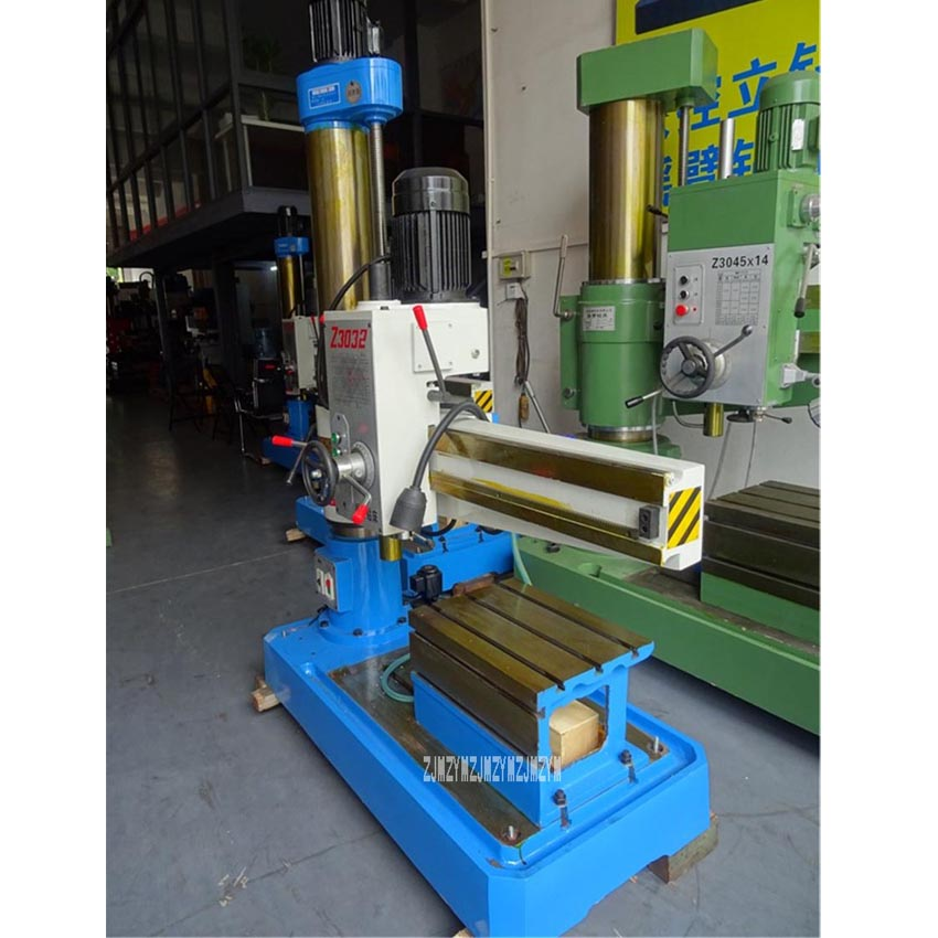 Z3032*10 Drilling Machine Industrial Machine Tool Vertical Drilling Machine For Metal Drilling Processing 380V 1.5 2.2KW MT4|Drilling Machine| |  - title=