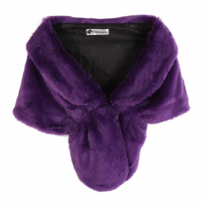 暖かいフェイクファーショールショート段落のコート女性の毛皮のコート冬のネック高-グレード Mex ウサギの毛のベストブランド