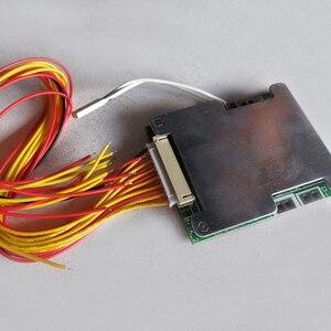 Image 2 - 13S BMS 18650 литий ионный аккумулятор защита эквалайзер плата BMS 48V 50A PCB цепь балансировки платы для электромобилей