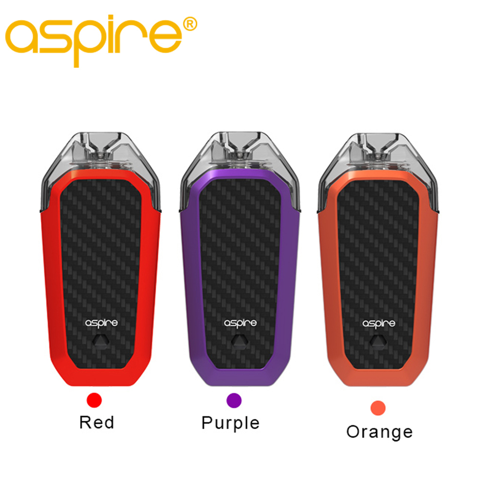 Aspire AVP AIO Kit 700mAh Built-in Battery Vape 2ml Capacity Pod 1.2ohm Nichrome Coil Electronic Cigarette Vapeador Vaper