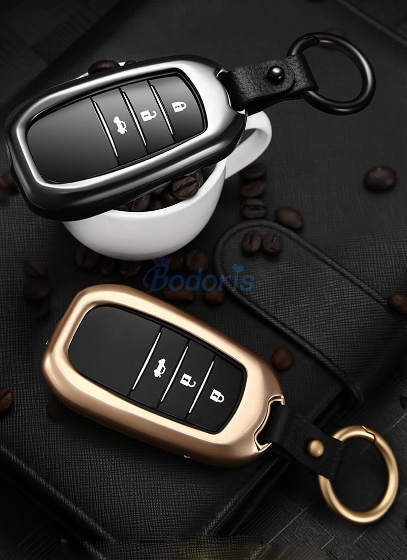 For <font><b>Toyota</b></font> Land Cruiser 150 <font><b>Prado</b></font> FJ150 LC150 2014-2017 2018 <font><b>2019</b></font> Key Chains Case Ring Cover Car Styling <font><b>Prado</b></font> <font><b>Accessories</b></font> image