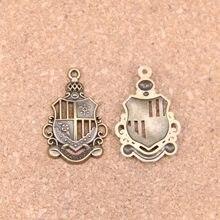 14pcs Charms Empire Medal of Honor 28x19mm Antique Pendants,Vintage Bronze Jewelry,DIY for bracelet necklace