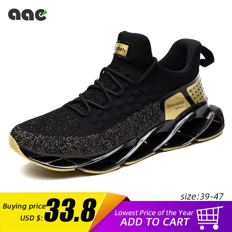 2020 Trend Blade Shoes for Men's Casual