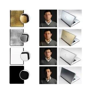 Image 3 - Популярная 4 цветная панель для видеостудии Cltoh, панель из нержавеющей стали с флагом, отражатель Cltoh, диффузор для фотосъемки, аксессуары для фотостудии