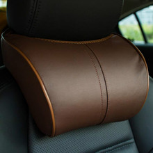 Memory Cotton Car Auto Headrest Neck Rest Safety Seat Support Head Pillow Cushion Styling Accessories