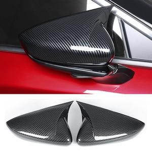 Carbon Fiber ABS Rearview Mirr