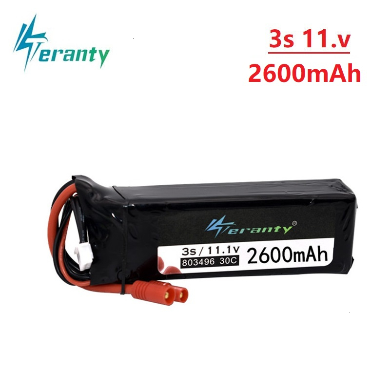 803496 11.1V 2200mAh lipo Battery For BAYANGTOYS X16 x21 x22 RC Quadcopter Spare Parts 3s 11.1v Rechargeable Battery 1pcs-battery/_2200mah