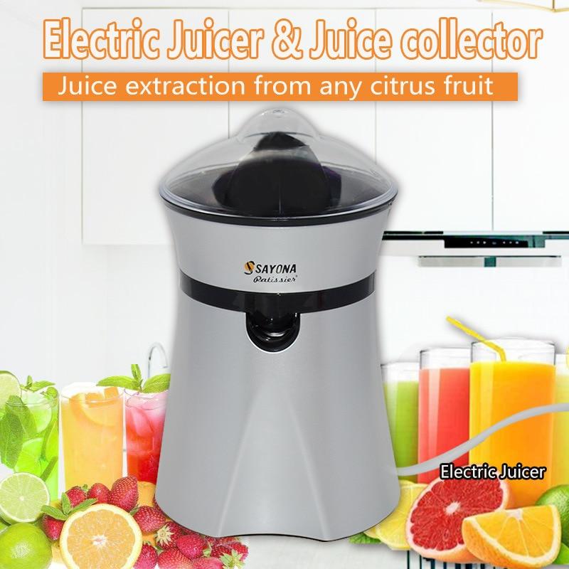 European Household Electric Squeezed Orange Juice Machine Lemon SZJ-AD26