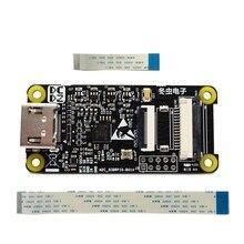 Upgraded Version for Raspberry Pi HDMI Adapter Board HDMI Interface to CSI-2 TC358743XBG for 4B 3B 3B+ ZERO G11-011