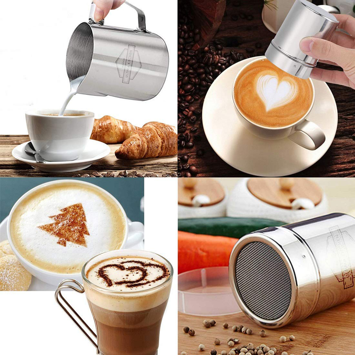 H6e1b295910ab4ec1a52df1567d0c3036G YAJIAO USB Rechargeable Blender Milk Frother Handheld Electric Mixer Foam Maker Stainless Whisk 3 Speed for Coffee Cappuccino