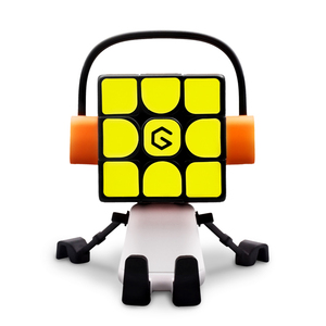 Image 4 - Оригинальный Интеллектуальный супер куб Youpin Giiker I3s AI, умный волшебный Магнитный Bluetooth пазл с синхронизацией приложений, игрушки [обновленная версия]