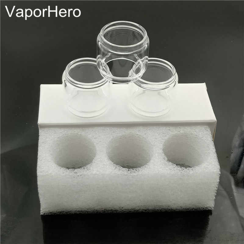 Vaporesso роскошный набор Nano нормальный 3,5 мл лампа 5 мл замена Pyrex стеклянный шар трубка прозрачная/Радуга