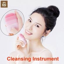 Youpin Instrumento de limpieza inFace inteligente, Limpieza Profunda, belleza Facial Sónica, masajeador para tratamiento de la piel Facial