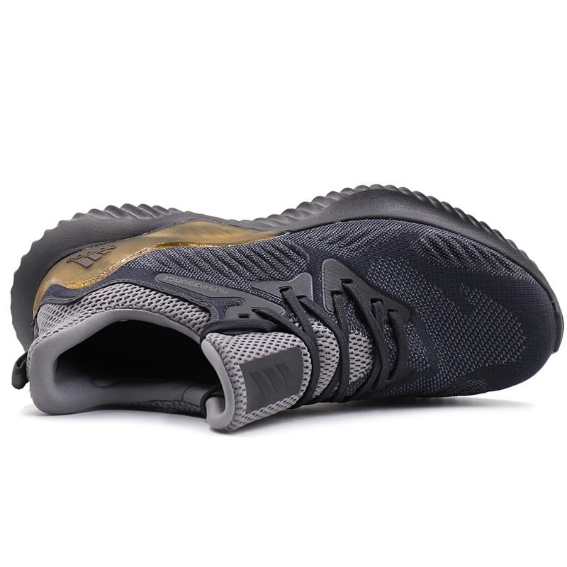 Original Adidas AlphaBounce Ultra Boost Pour Hommes Chaussures de Course Fitness Respirant Absorption des Chocs Protection Tennis Baskets AC8273 - 4