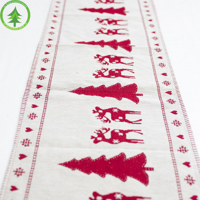 180 35cm Table Runner Christmas Wedding Champagne Table Runners Dining Room Restaurant Table Gadget For Xmas New Year in Table Runners from Home Garden
