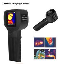 Ручной инфракрасный тепловизор HT-175 2,0 цветной экран Focal Plane измерение температуры Цифровая Инфракрасная тепловая камера