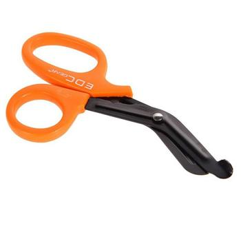 1PC First Aid EMT Shears Emergency Bandage Paramedic Nursing Scissor Cut Outdoor Scissors Safety & Survival Camping & Hiking 3