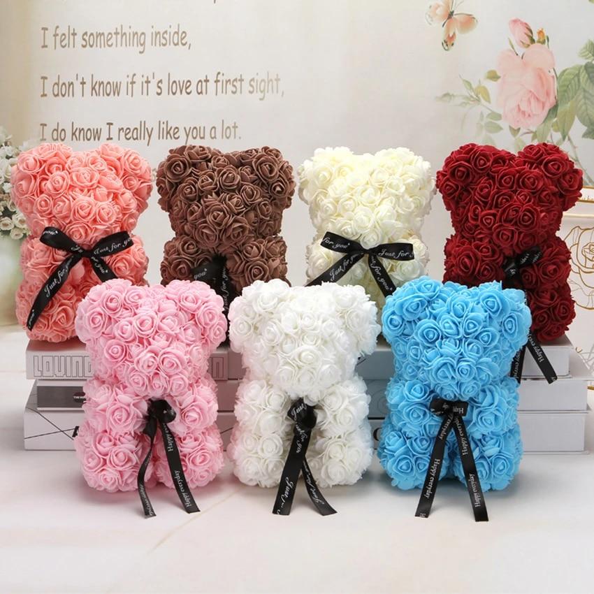 Teddy Bear Cute Cuddly Gift Present Birthday Valentine Xmas NEW I LOVE KYLIE