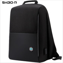 Travel Backpack men 15.6 Laptop USB Charge Large Capacity Anti theft Waterproof Business Men Women